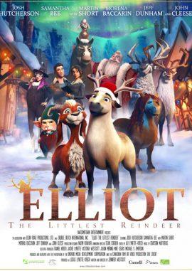 Еліот – найменше оленя Санти / Elliot the Littlest Reindeer